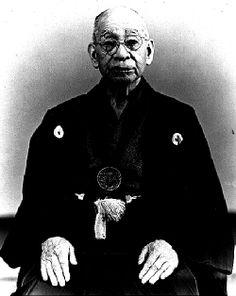 Chosin Chibana Sensei
