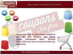 #Free Online #Coupons #couponsforfree