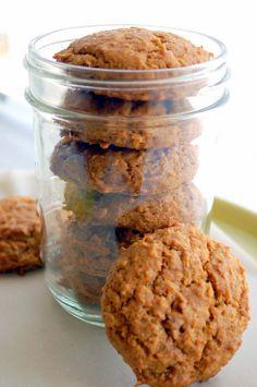 gluten free vegan pumpkin cookies