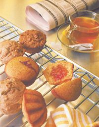 Our Bran-Raisin Muffins are quick to make, and will disappear just as quick!