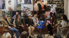 """Legendary """"Dallas"""" stars Larry Hagman, Patrick Duffy & Linda Gray join glammed-up 'Talk' hosts in studio to tell tales of working together on the long-running series. Linda reveals she was the only one that knew who shot J.R."""