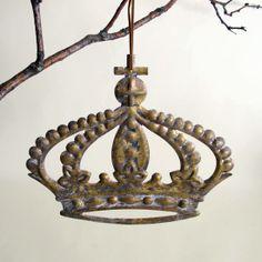 Large Crown Ornament