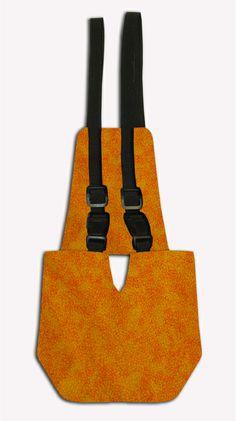Louise's Country Closet - Orange Specks - Chicken Diaper, $14.00 (http://www.louisescountrycloset.com/orange-specks-chicken-diaper/)