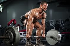 Deadlifts are absolutely critical for stronger, more-defined biceps, triceps, delts, and forearms. Do them and the rest of the workout here to build KILLER ARMS.
