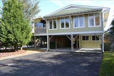 House vacation rental in Carolina Beach from VRBO.com! #vacation #rental #travel #vrbo