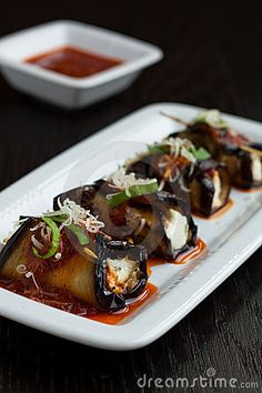 must try this!! eggplant !