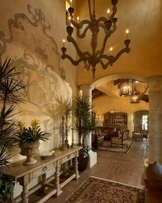 decor, dream, entri, tuscan design, foyer