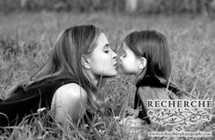 Love this mother & daughter pic!