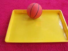 Toddler Tray Play from Teach Preschool