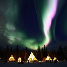 Aurora Village | Spectacular Northwest Territories
