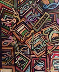 Eyes of Egypt eye
