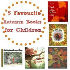 Smiling like Sunshine: 5 Favourite Autumn Books for Children