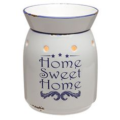 Homestead Scentsy Warmer  Homestead Scentsy Warmer    Like something you'd find in grandma's farmhouse — a simple enamelware-inspired warmer with a down-home message.    Your Price: $30.00