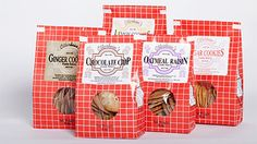 Cookies from Otterbein's Bakery