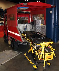 Houston Fire Department | Houston, Texas Fire Department Medical Cart 1 | Flickr - Photo Sharing ...