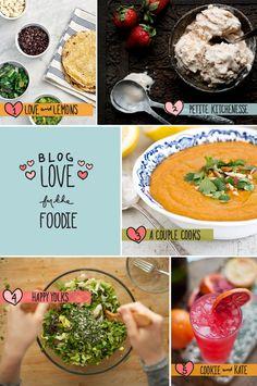 Food Blog Love  ||  The Fresh Exchange