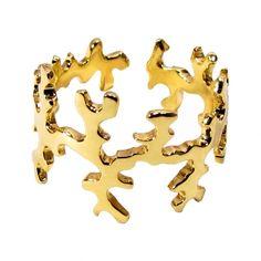 gold coral, coral ring, arosha luigi, style, adjust ring, coral adjust, gold rings, adjust gold, 18k gold