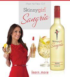 skinny girl sangria I love her!!!
