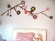 paper wall decal