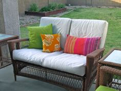 DIY Patio Make-over...