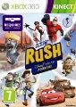 Rush: Disney Pixar para #Kinect, descubre de la mano de #Disney y #Pixar algunos de sus mundos mas memorables