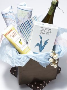 Mother's Day Care Package Ideas