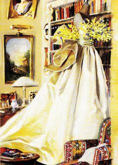 stefano canulli / capucci dress