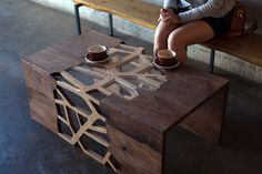 use as inspiration for a reclaimed wood piece.
