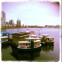 Granville island/False Creek, Vancouver
