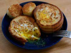 Comfort eggs in a basket....MMMMM