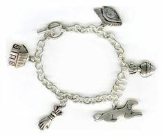 Milagro Foundation Charm Bracelet