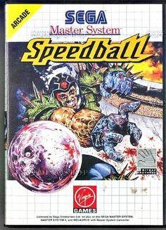 Speedball - Sega Master System