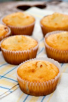 Lemon and Dried Cherry muffins... I need these in my life...