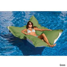 Overton's : King Kai 2-Person Floating Luxuries Lounge - Watersports > Lake & Pool Leisure > Floats & Lounges : Swimming Pool Lounges, Pool Floats, Pool Chairs, Rafts