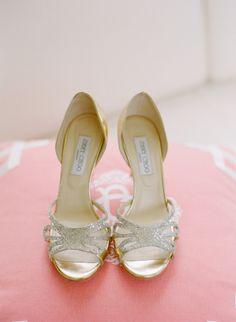 Wedding Shoes (Jimmy Choos)