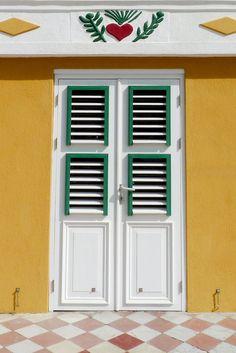 Oranjestad, Aruba #colorsofaruba