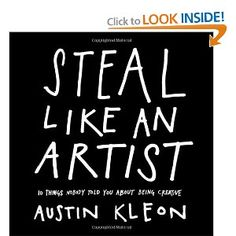 (Steal Like an Artist: 10 Things Nobody Told You About Being Creative ) Very very good I just bought this book. Easy to read, fun to read, entertaining to read. I think it mostly says thinks that inside of us we know but that nobody is able to write down as a... [Click for more info]