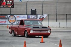Chris Smith will be returning to the 2013 #OUSCI in his 1970 Chevrolet C10
