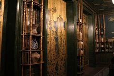 Peacock Room, Whistler