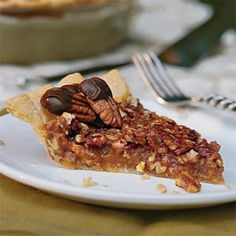 Caramel-Pecan Pie | MyRecipes.com