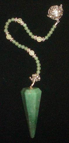 Reiki pendulum. I have one similar.