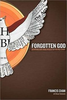 Forgotten God. Great book by Francis Chan