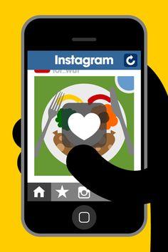 even www.darceldisappoints.com loves instagram