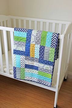 V and Co. one jelly roll two quilts #fatquartershop 's jellyroll jam free pattern and video tutorial in simply style moda fabrics, boy version