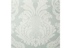 Amazon Wallpaper, Aqua on OneKingsLane.com