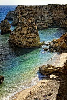 Playa de la Marina, Algarve, Portugal