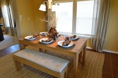 Formal Dining Room. Great for entertaining