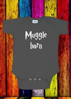 for little muggle babies