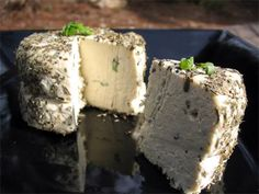 Raw Herb Cheeze (scroll down)