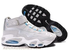Gris Teal Nike Air Griffey Max 1